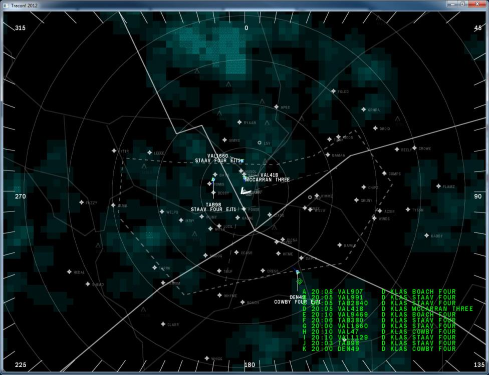 CALTROPS » Blog Archive » Air Traffic Controller Games Round-up