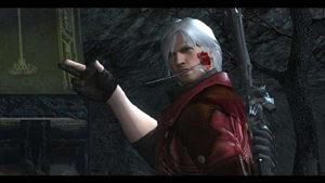 Devil May Cry 4'