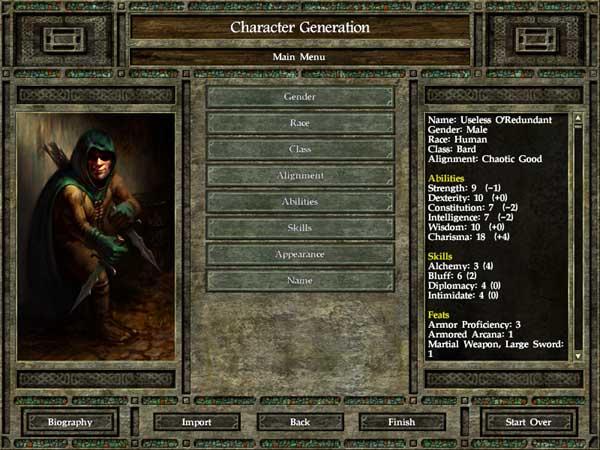 Icewind dale: enhanced edition screenshot #20